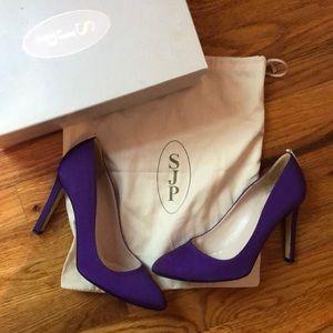 Sarah Jessica Parker Lady heels